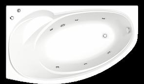Гидромассажная ванна Bas Фэнтази L 150х88