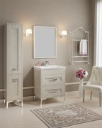 SANVIT Прованс Пенал  напольный для ванной комнаты