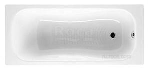 Ванна стальная Roca Princess-N 150x75 с отверстиями для ручек, 2,4мм, anti-slip 2204E0000