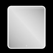 VENECIANA Зеркало CAMILA 800 х 900 светодиодное