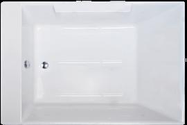 ROYAL BATH Triumph 184,5х120 Акриловая ванна прямоугольная на каркасе