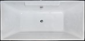 ROYAL BATH Triumph 184х87 Акриловая ванна прямоугольная на каркасе