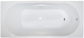 ROYAL BATH Tudor 158х69 Акриловая ванна прямоугольная