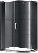GEMY Victoria 120x80 Душевой уголок, стекло  прозрачное 6 мм, профиль хром