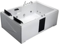 GEMY 181x121 Ванна акриловая гидромассажная, высота 70 см