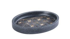 FIXSEN Coin Мыльница, цвет черный