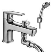 ROSSINKA S Смеситель для ванны, цвет хром, поверхность глянцевая