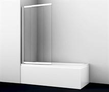 WASSERKRAFT NEW Main 41S02-100 WasseShutz Стеклянная шторка на ванну, ширина 100 см, стекло прозрачное 6 мм