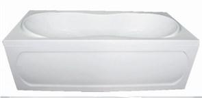 1MARKA Dinamica Ванна прямоугольная, с рамой и панелью, белая, 180х80