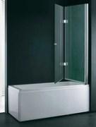 CEZARES VERONA V-21-R Душевые шторки для ванн распашные, стекло 6 мм, правый вариант