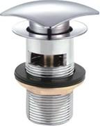 CEZARES Донный клапан с системой Клик-клак, с переливом