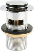 BELBAGNO Донный клапан с системой Клик-клак с переливом