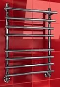 """Лесенка F Primo 1"""" DVEEN (ДВИН) Полотенцесушитель модель F Primo, труба из нержавеющей стали, водяной"""