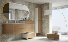 CEZARES Soho Акриловый топ Solid Surface для тумбы