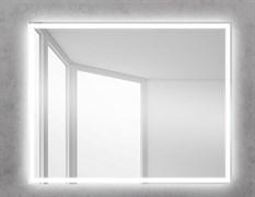 BELBAGNO Зеркало со встроенным светильником и кнопочным выключателем, 12W, 220-240V, 1000x30x800