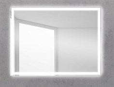BELBAGNO Зеркало со встроенным светильником и кнопочным выключателем, 12W, 220-240V, 900x30x600