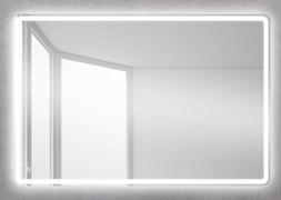 BELBAGNO Зеркало со встроенным светильником и кнопочным выключателем SPC-MAR-1200-800-LED-BTN, 12W, 220-240V