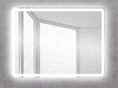 BELBAGNO Зеркало со встроенным светильником и кнопочным выключателем, 12W, 220-240V, 500x30x800