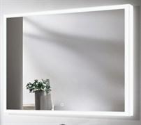 ESBANO Led Зеркало, с подсветкой, ШхВхГ: 100х80х5, система антизапотевания