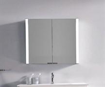 ESBANO New 2018 Зеркальный шкаф с подсветкой ES-3815, Размер: 80х70х15