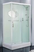 ESBANO CKR Душевая кабина, 120х90х210, прямоуг., стекло 5мм прозр ., профиль-белый