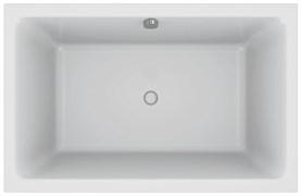 JACOB DELAFON Capsule Компактная ванна-душ 140 х 90 см