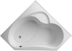 JACOB DELAFON Bain-Douche Угловая левосторонняя ванна-душ (135 х 135 см) с регулируемыми ножками.