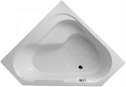JACOB DELAFON Bain-Douche Угловая правосторонняя ванна-душ 145 x 145 см для установки на каркас.