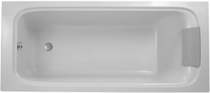 JACOB DELAFON Elite Прямоугольная ванна 170 х 70 см из материала Flight. Комплектующие заказываются отдельно.