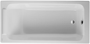 JACOB DELAFON Parallel Ванна 170 х 70 см без отверстий для ручек.