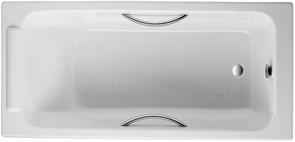 JACOB DELAFON Parallel Ванна 170 x 70 см с отверстиями для ручек.