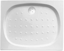 JACOB DELAFON Freelance Встраиваемый плоский керамический поддон 100 x 80 см, высота 8 см