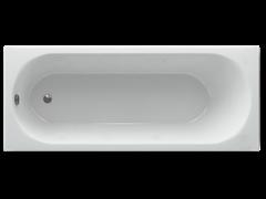 AQUATEK Оберон Акриловая ванна на каркасе, слив-перелив в комплекте, без панели.