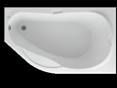AQUATEK Таурус Акриловая ванна на каркасе, слив-перелив в комплекте, без панели. Правая ориентация