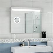 """CONTINENT Зеркало """"Fibra LED"""" c подсветкой"""