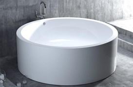 SALINI 200 ISOLA Ванна отдельностоящая из литьевого камня