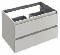 JACOB DELAFON Parallel Мебель 80 см, 2 выдвижных ящика