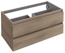 JACOB DELAFON Parallel Мебель 100 см, 2 выдвижных ящика