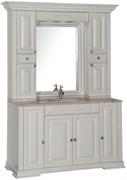 AQUANET Кастильо 140 Комплект мебели для ванной комнаты