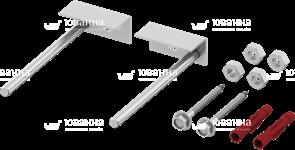 TECEprofil комплект для крепления модуля к стене New