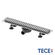 "Комплект TECElinus для монтажа дренажного канала с решеткой ""straight"" 800 мм"