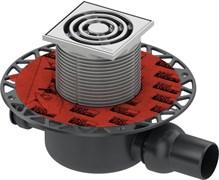 Трап дренажный TECEdrainpoint S 120, стандартный с универсальным фланцем Seal System