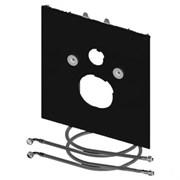 TECE Стеклянная панель TECElux для TECEone, черная